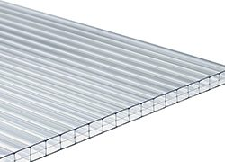 Поликарбонатни плоскости дебелина 16мм.
